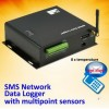 SMS Network Data Logger with Multipoint Sensors Gs Manufacturer