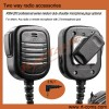 Two Way Radio Remote Speaker Microphone (RSM200)