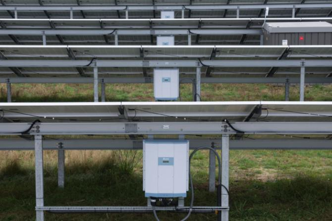 Delta supplies 50.4 MW of inverters to Danish solar park