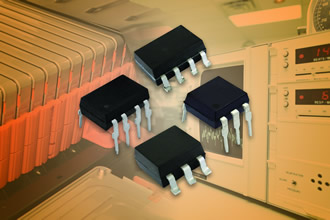 Hybrid solid-state relays provide fast operation
