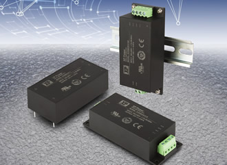 80 W AC/DC modules in an ultra-compact footprint
