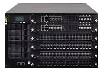 Carrier-grade network appliances provide modular flexibility