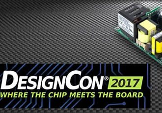 Critical power solutions on show at DesignCon 2017