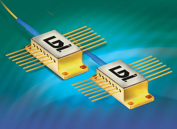 High-Power Pulsed Laser Diode Modules