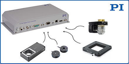 Nanopositioning Controller