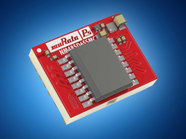 RS485 driver transmits high data rates over long distances