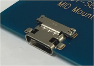 Compliant Interface Connector developed with efficient design