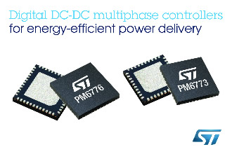 Multiphase controllers offer energy-efficient power delivery