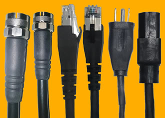 Assemblies engineered for RF, Ethernet and NEMA power applications