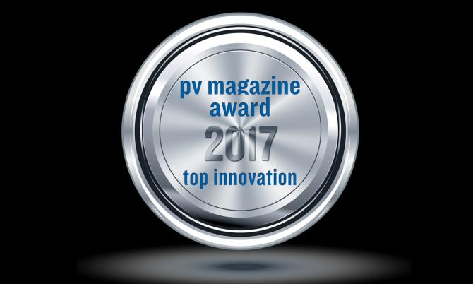 SCHMID receives pv magazine award for DW texturing process