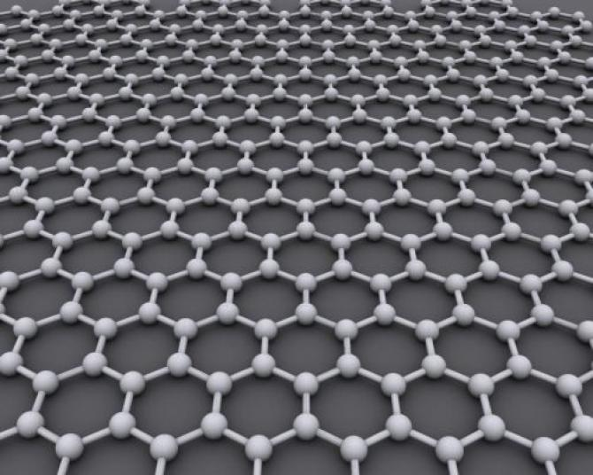 Graphene may serve as fast saturable absorber