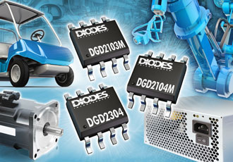 Gate drivers simplify the switching of MOSFETs and IGBTs
