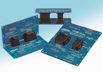 Board-to-board connector ensures correct and safe mating