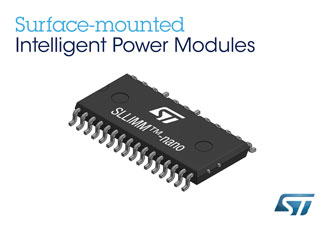 Power modules save space in energy-efficient motor drives