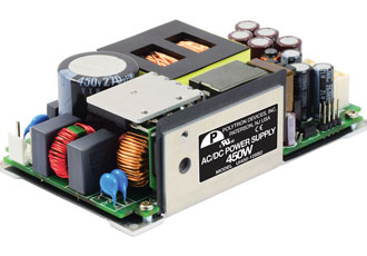 Power supply has Industrial and Medical approvals