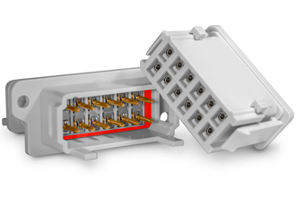 Sealed plastic connectors offer 30% higher performance