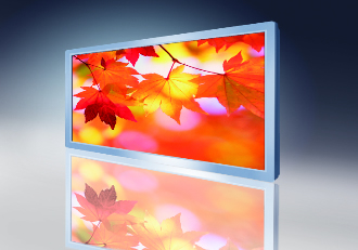 Industrial LCD panels with up to 2500cd brightness