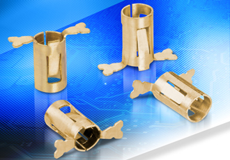 Durable surface-mount socket for advanced automated assembly