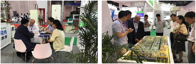 NAURA Lithium Battery Turn-key Solution Shows in Battery China 2017