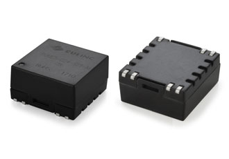 DC/DC converter series delivers 4:1 input range in compact package