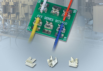 Discrete wire-to-board connector solution