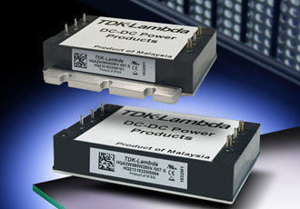 Harsh environment DC/DC converters offer up to 92% efficiency