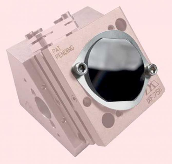 Optics-Clipped Adjustable Optical Mounts