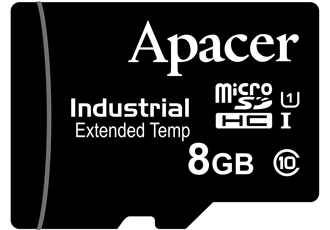 Industrial Micro SD cards conform to SD 3.0 specifications