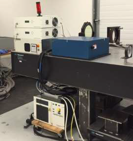 Sparkle Optics successfully delivers illuminator laser to AFRL