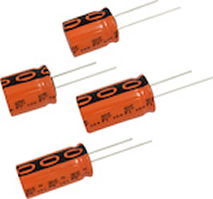 Energy storage capacitors offer power density to 4.1Wh/kg