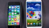 Apple, Samsung lead 4G handset sales in China
