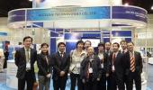 Accelink showcased its 100G & FTTH solutions at FOE 2014