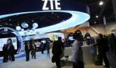 ZTE first-quarter profit triples; meets estimate