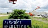 Kenosha Airport getting energy-efficient lighting