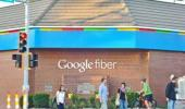 Google: No 'serious plans' for fiber expansion to UK