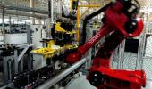 Chinese manufacturing automation transformation process slow