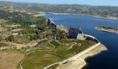 Solar panels for world's first combined hydro & floating PV project installed in Portugal