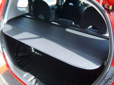 Auto Accessories  New 2007 Honda Fit / Jazz Cargo Cover Tonneau Cover