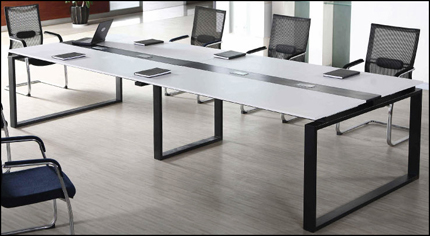Conference Table Confence Desk Meeting Table Office Furniture - Desk with meeting table