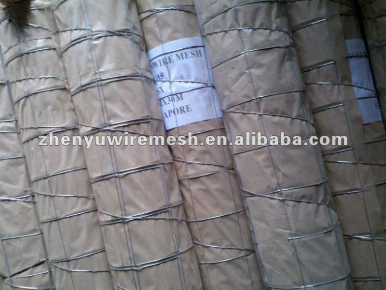 Hot Dipped Galvanized Welded Wire Mesh 3315 01, Wire Mesh, 3315 Mesh ...