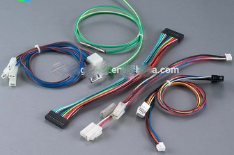 wire to board crimp style 6 pin connector wire harness connector rh en ofweek com