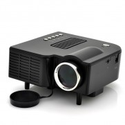 Hot Sale Barcomax Gp5S Mini Projector,Increased In HDMI Portable LED Pocket Projector,60 Lumens Projector For Gift
