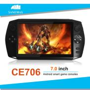 7inch 1G/8G 1024*600 Handheld Game Console,with OT Manufacturer