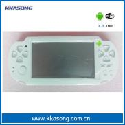 Cheapest 4.3 Inch Fashion Portable Mp5 Game Player Manufacturer