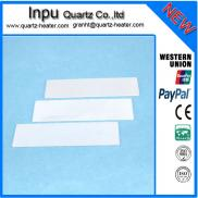 Clear Quartz Plate Manufacturer