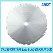 255x30x100T Cross Cutting Wood TCT Saw Blades Manufacturer