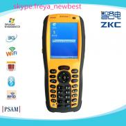 Touch Screen Handheld  PDA  Barcode Scanner Manufacturer