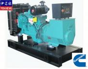 Cummins Diesel Generator Set  With Ce Quality Cer Manufacturer