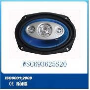 Auto Car Audio 6*9 3-way Coaxial Car Speaker&  Hor Manufacturer