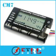 Digital Battery  Lipo Checker II Balancer Robbe W Manufacturer